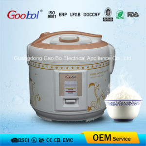 Good Looking Deluxe Rice Cooker with Convenient Big Handle pictures & photos