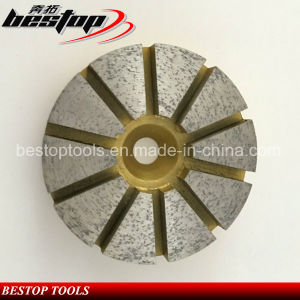 Metal Bond Diamond Grinding Disc for Concrete pictures & photos