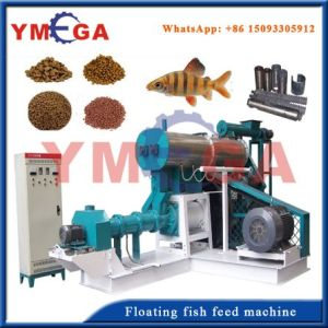 Good Working Performance Fish Feed Pellet Machine Price for Fish Farming pictures & photos