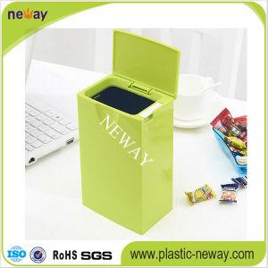 Plastic Desktop Trash Can pictures & photos