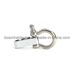 Stainless Steel Adjustable Bow Shackle for Outdoor Paracord pictures & photos