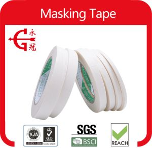 High Quality Crepe Paper Masking Tape-K18 pictures & photos