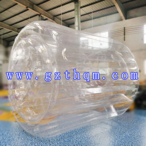 Inflatable Rolling Zorb Ball/TPU Inflatable Body Zorbing Ball for Kids pictures & photos