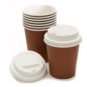 Disposable Printed Coffee Paper Cups pictures & photos