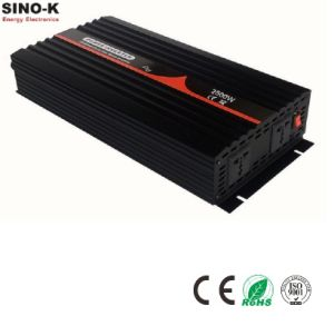 2500W off Grid Pure Sine Wave Solar Power Inverter pictures & photos