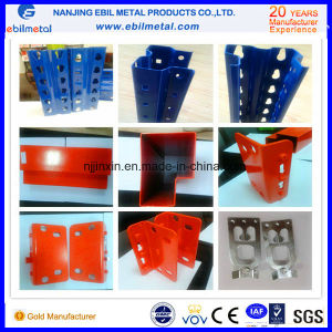 Steel Warehouse Storage Teardrop Pallet Rack for USA Market (EBILMetal-TPR) pictures & photos