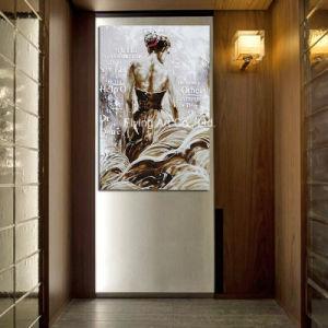 Aluminum Base Home Decorative Portrait Oil Painting pictures & photos