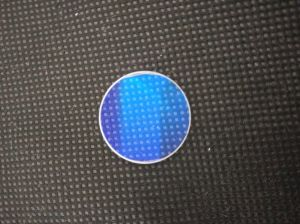 Sapphire Crystal Glass Blank/ Optical Blanks pictures & photos