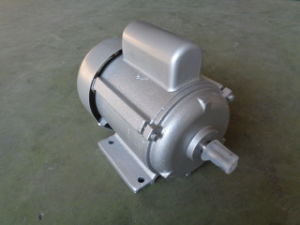 0.37kw, 0.5HP Jy Series Single Phase Electric Motor pictures & photos