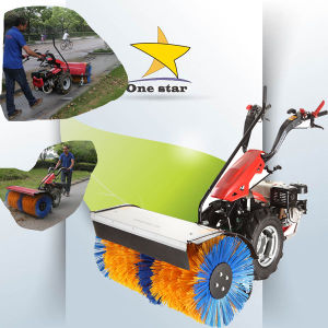 High Efficiency Mini Walking Tractor for Sale pictures & photos