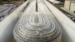 1.4571/316ti Stainless Steel Pipe / Tube for Heat Exchanger pictures & photos