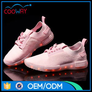 Fashion 11 Colors Men LED Shoes 2017 New Style Shoes
