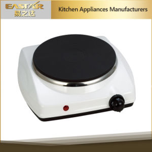Single Burner Hot Plate Es-101 pictures & photos