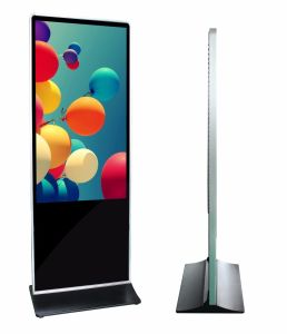 42-Inch LCD Advertising Display, Android Touch Screen Kiosk, Floor Stand Digital Signage Player pictures & photos