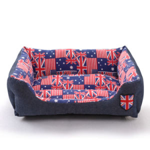 The Cowboy Square Waterproof Dog Bed pictures & photos