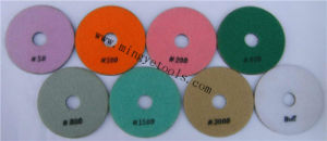 Ceramic Floor Angler Grinder Polishing Pads pictures & photos