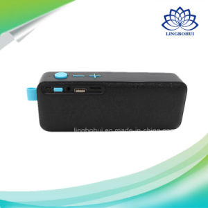 Subwoofer Dual Horn Hand-Free Call Mini Bluetooth Speaker pictures & photos