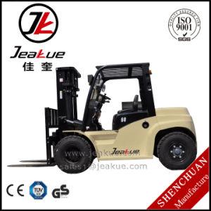 China Manufacturer Triplex Mast Diesel Forklift 3 Ton pictures & photos