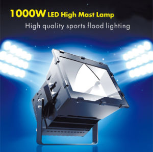 LED Projector Light 1000W for Tennis Court pictures & photos