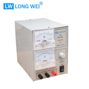 0-15V/0-5A Adjustable Linear DC Power Supply pictures & photos