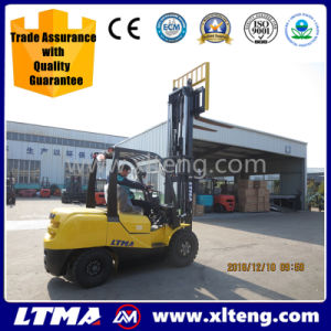 Ltma 4 Ton Capacity New Hydraulic Diesel Forklift for Sale pictures & photos
