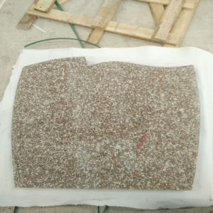 G664 Chinese Cheap Granite Headstones for Poland Styles pictures & photos