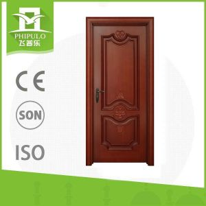 Attractive Design Wood Door for Wholesale Made in China pictures & photos