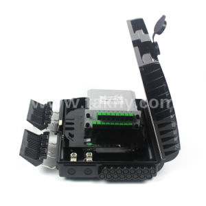 16 Port IP65 Fiber Terminal Box/Outdoor Fiber Terminal Box pictures & photos