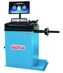 Computer Wheel Balancer /LCD Wheel Balancer pictures & photos