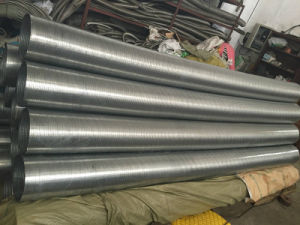 Interlock Stainless Steel Flexible Tubing pictures & photos