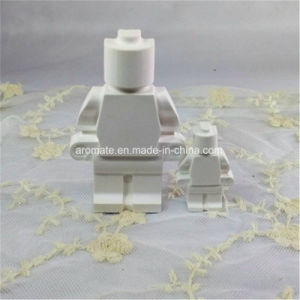 White Robot Scented Ceramic Car Aroma Diffuser (AM-140) pictures & photos