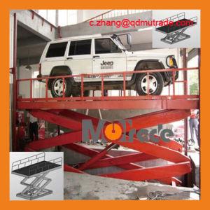 1 2 3 4 Stops Car Truck Vehicle Four Post Conveyor System, Car Dealership Parking Equipment, Parking Machine Car Lifting pictures & photos