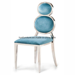 Modern Design Fabric Dining Chair Dining Room Furniture (D05) pictures & photos