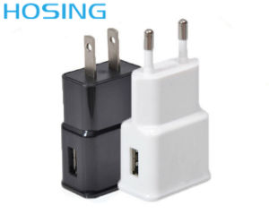 5V 2.1A Dual USB Home Charger High Quality OEM Color for iPhone/Huawei/Samsung pictures & photos