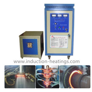 High Efficiency 60kw Induction Heating Quenching Equipment for Gears and Shafts Surface pictures & photos