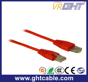 20m CCA RJ45 UTP Cat5 Patch Cord/Patch Cable pictures & photos