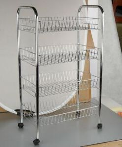 Iron Wire Steel Rack for Collect (AG-1143) pictures & photos