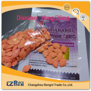99% Purity Injectable Dianabol Dbol Methandrostenolone pictures & photos