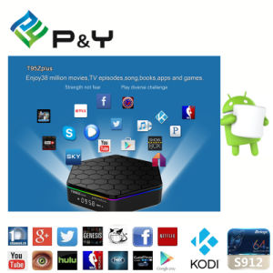 Full Loaded Kodi Pendoo T95z Plus Streaming TV Box pictures & photos