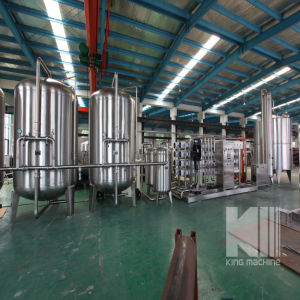 Full Automatic RO Water Purification Machine pictures & photos