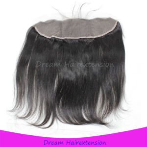 100% Wholesale Virgin Brazilian Straight Hair Lace Frontal 13*4 pictures & photos