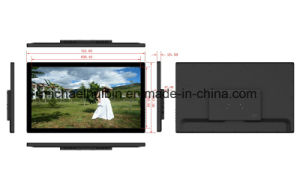 32inch LCD HD Screen Multi-Media Advertising Digital Photo Frame (HB-DPF3201) pictures & photos