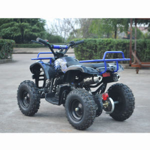 Children Mini 4 Wheel 50cc Motor ATV/Quads (SZG49A-1) pictures & photos