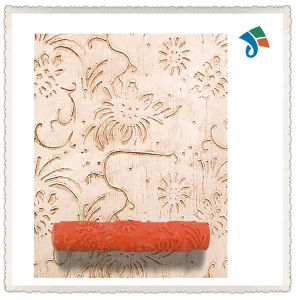 Modern Design Decorative Soft Rubber Paint Roller pictures & photos