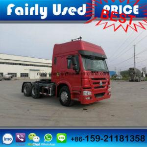 Used Sinotruck Truck Tractor Head 6*4