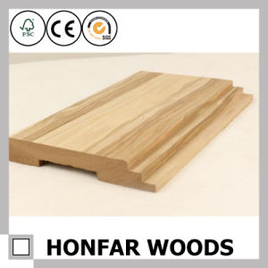 High Quality Door Frame Wood Moulding pictures & photos