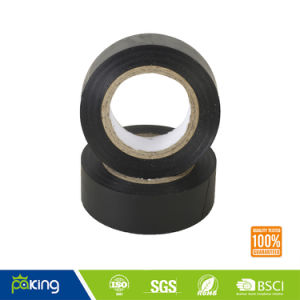 Black Color PVC Electrical Insulation Tape pictures & photos