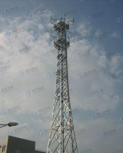 Durable GSM Telecom Lattice Tower