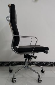 Office Furniture - Aluminium Chair Leather Chair Task Chair pictures & photos
