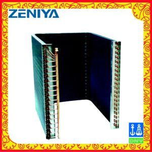 High Performence Copper Tube Aluminum Fin Self-Contained Condenser Coil pictures & photos
